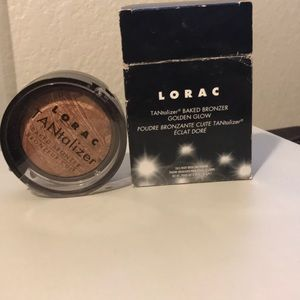 Lorac Baked Bronzer- Golden Glow